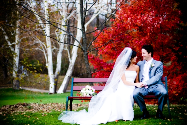 Autumn Wedding Day
